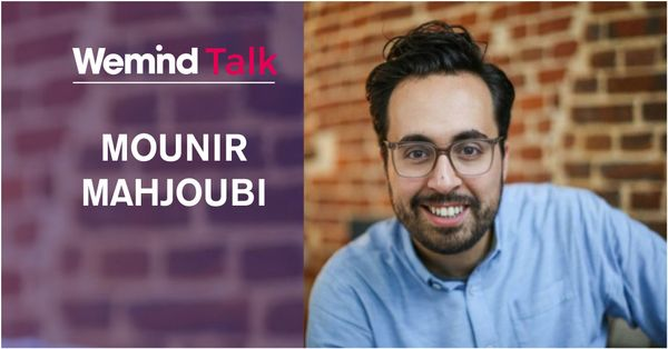 Wemind invite Mounir Mahjoubi